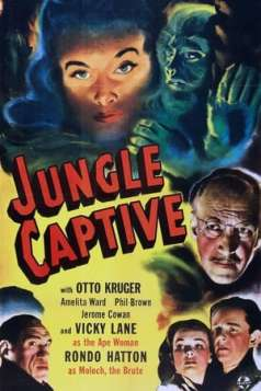 Jungle Captive (1945)
