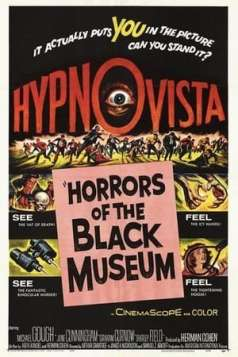 Horrors of the Black Museum (1959)