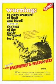 The Mummy's Shroud (1967)
