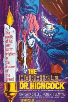The Horrible Dr. Hichcock (1962)