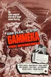 Gamera the Invincible (1966)