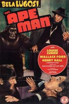 The Ape Man (1943)