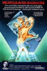 Meatcleaver Massacre (1977)