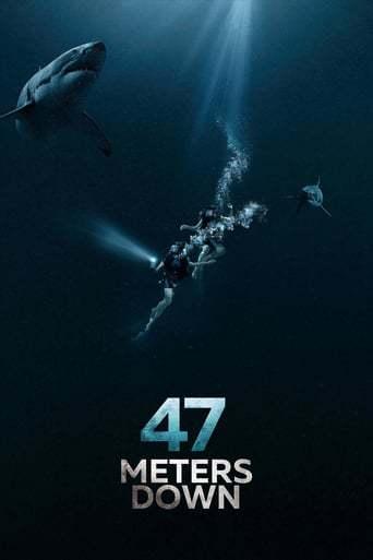 47 Meters Down (2017) - ALL HORROR