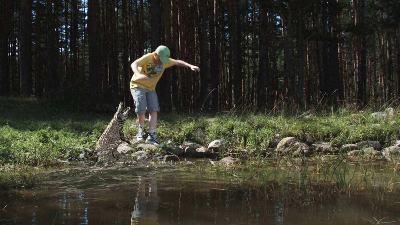 Anaconda Vs Lake Placid Full Movie lake placid 3 (2010) - all horror
