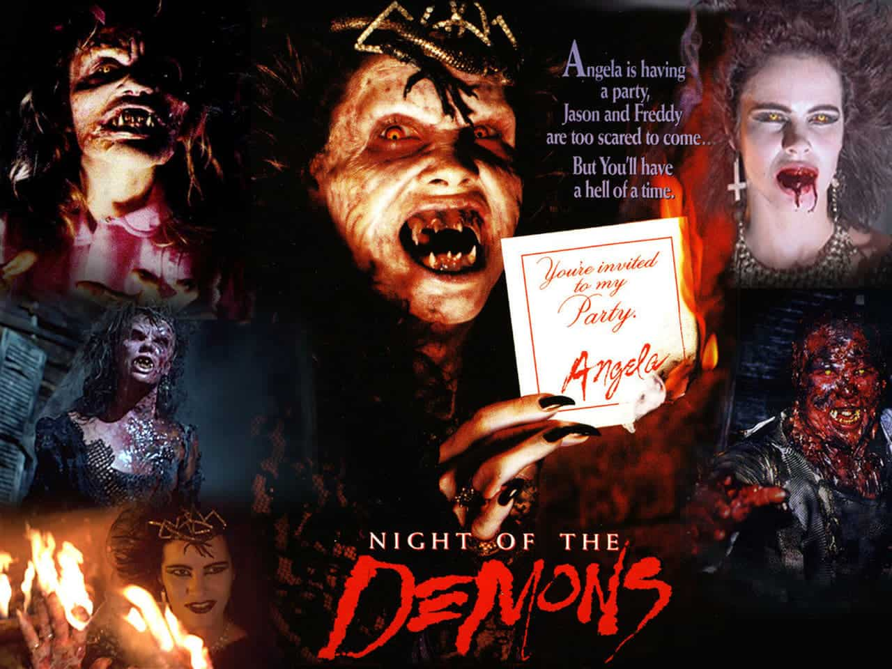 Amelia Kinkade Night Of The Demons night of the demons (1988) full movie - all horror