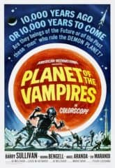 Planet of the Vampires (1965)