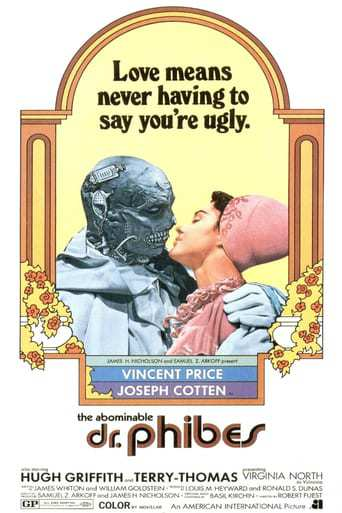 The Abominable Dr. Phibes Review