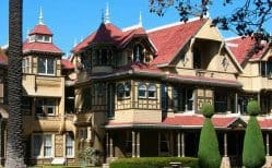 The Real Life Winchester Mystery House