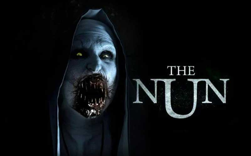 The Nun 2018 New Trailer