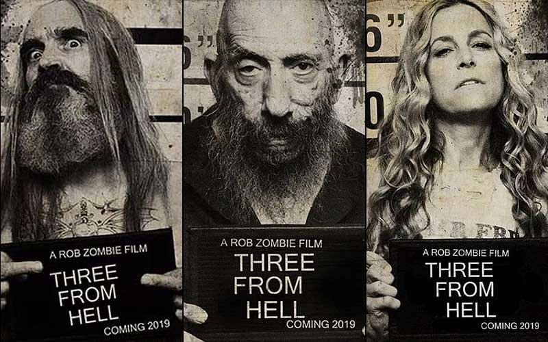 3 From Hell Mugshots