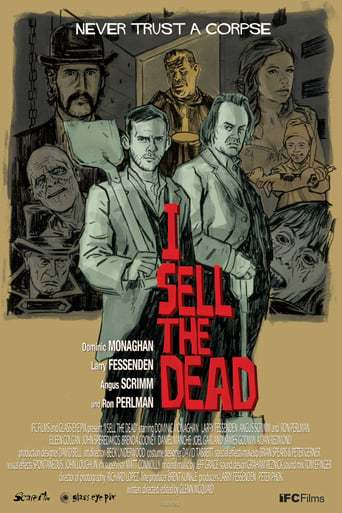 I Sell The Dead Review