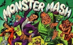 Music Corner – Monster Mash (1962 novelty song)