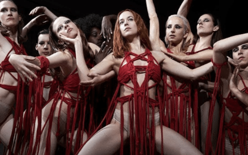 First Look at Upcoming Suspiria Remake's Possession Scene