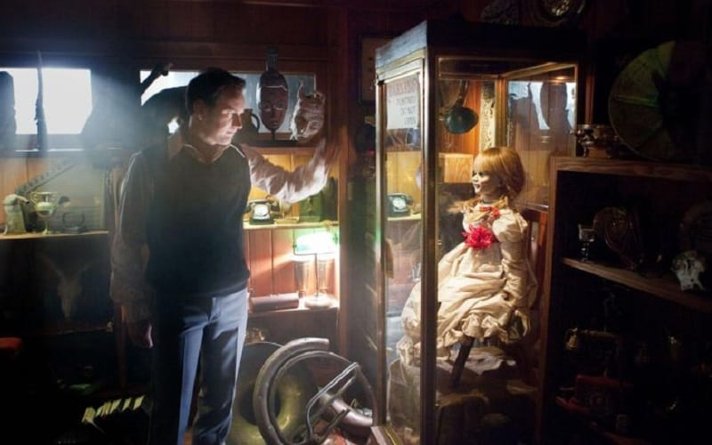 Patrick Wilson and Vera Farmiga Confirmed to Return in Annabelle 3