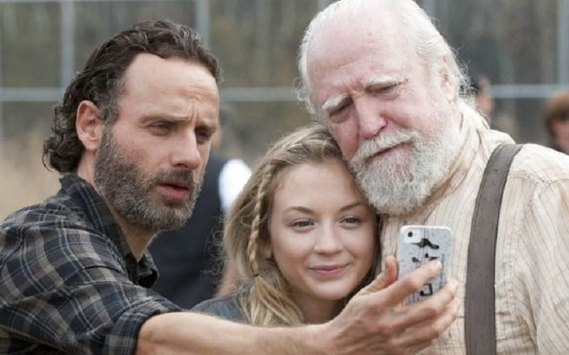AMC Pays Official Tribute to Walking Dead Actor