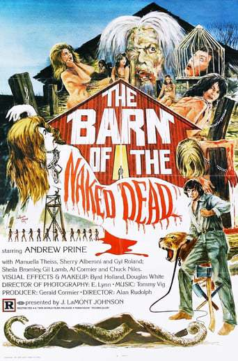 Barn of the Naked Dead Review
