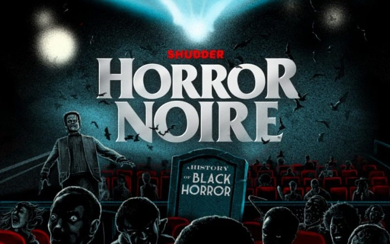 Shudder to Celebrate Black Voices in Horror Noire