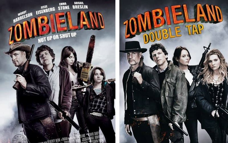Rosario Dawson and Dan Aykroyd Join Original Cast for Zombieland Sequel