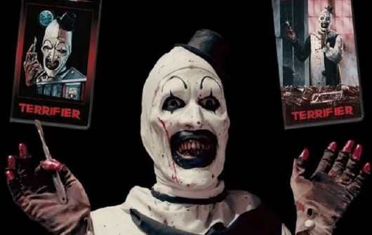 Modern Clown Slasher 'Terrifier' Available on VHS