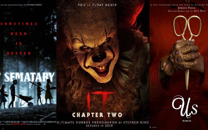 Horror Movies Being Released in 2019