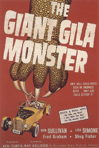 The Giant Gila Monster Review