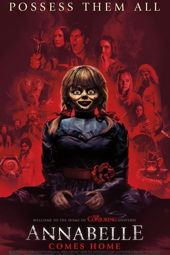 Annabelle 3 Review